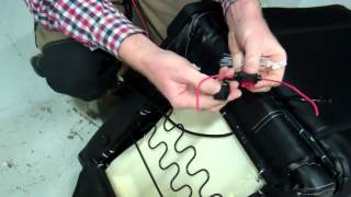 how to install a heated seat activation kit land rover discovery land rover defender heated seat demo wiring introduction