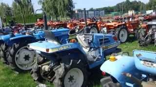 Używane traktorki japońskie ogrodowe.Sprzedaż ciągników ogrodniczych.www.traktorki-japonskie.waw.pl
