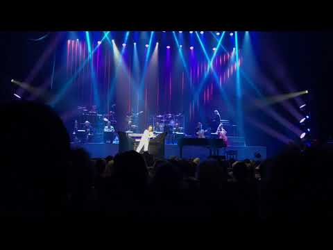 Adjusted Standing in Motion by Yanni, Tennessee Theatre in Knoxville July 26th 2018