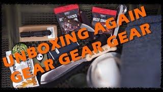 Unboxing again | Neue Gear am Start