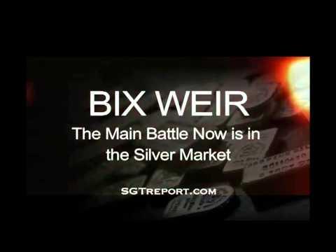 Bix Weir : The Gigantic Ponzi Scheme Debt Crisis