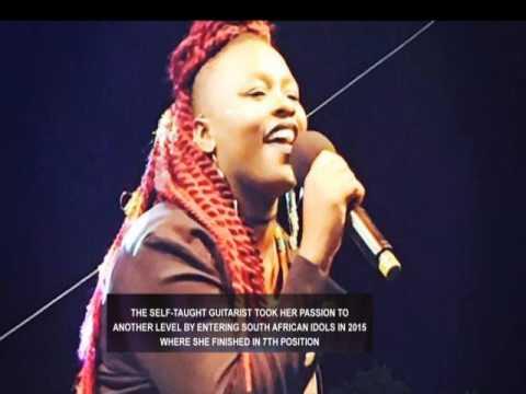 Thomas Mlambo interviews singer Amanda Black