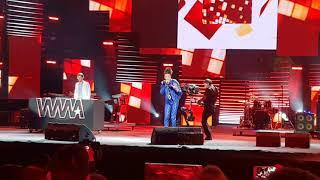 cara italia ghali wind music awards 2018