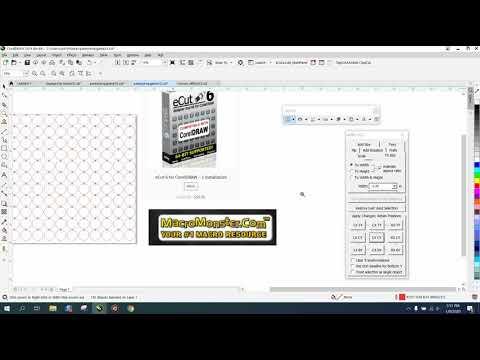 Corel Draw Tips & Tricks FREE Macro and Macro Monster use them both