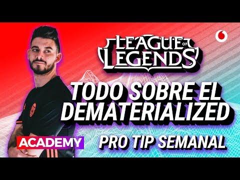 Todo sobre desmaterializador - League of Legends - Esports Academy Tips thumbnail