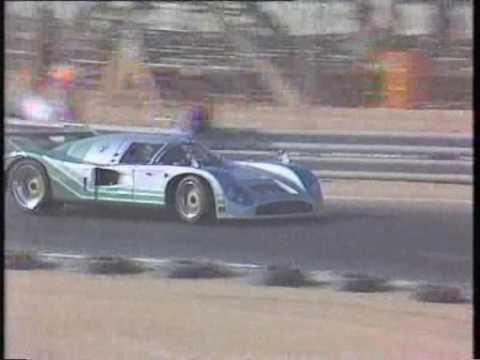 1981 Dubai Grand Prix - Live coverage of the Grand Prix 2/2