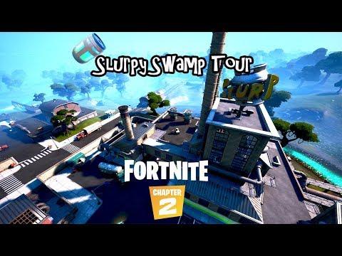 Slurpy Swamp Tour | Fortnite - Chapter 2