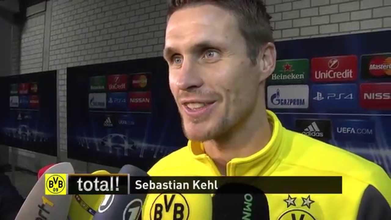 Interview: Sebastian Kehl im BVB total!-Interview nach dem 4:1 gegen Galatasaray   BVB