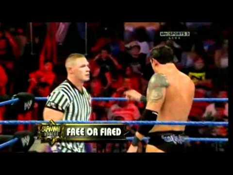 WWE 2010 Slammy Awards : Moment Of The Year