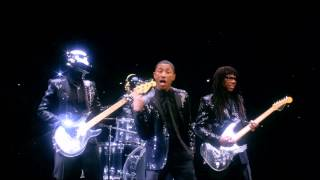 Repeat youtube video Daft Punk - 'Get Lucky' (10 min loop)