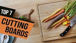 TOP 7: Best Cutting Boards 2020