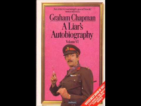 Graham Chapman reading