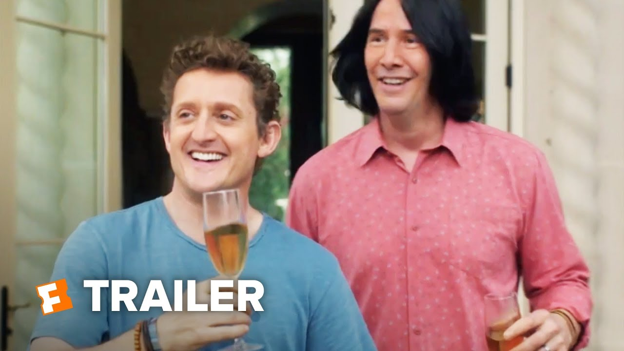 Bill & Ted Face the Music (2020) | FuLL HD_Movie's