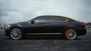 Зачем покупать б/у Lexus LS460