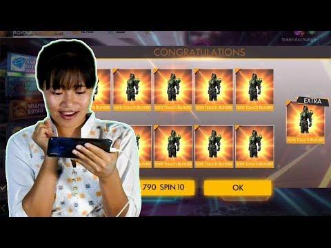 Why Am I So Lucky? 💎 NEW Diamond Royale - Venom Touch - Garena Free Fire