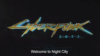 HEAD SPLITTER - Welcome to Night City (Cyberpunk 2077 Fanmade Soundtrack)