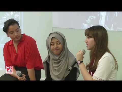 Millennials Bicara Pancasila: Afi dan Gloria di Basecamp Partai Solidaritas Indonesia
