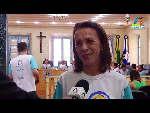 (JC 12/09/18) Poder Legislativo encerra projeto Câmara Sênior