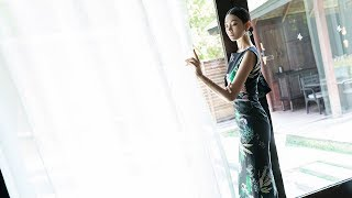 #5. 썸머 패턴 원피스 추천 코디 - 세린 트로피칼 …