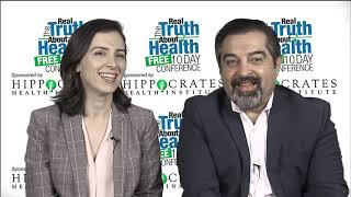 Dean and Ayesha Sherzai, M.D. - The Alzheimer's Solution: Prevent Cognitive Decline at Every Age