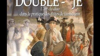 Concert Duos pour tambourin - 21 1 2014 - Aix en Provence (Académie du Tambourin)