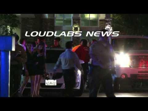 Vallet Nightclub Murder / Pico Rivera   RAW FOOTAGE