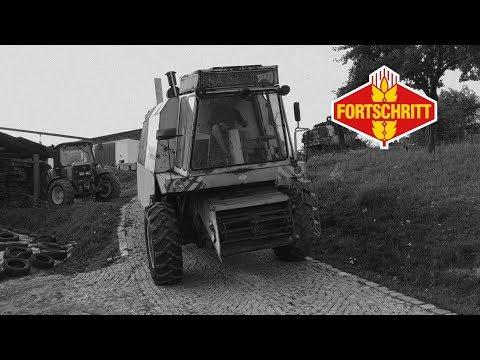 Fortschritt E512: Start po zimě a příprava na boj o zrno