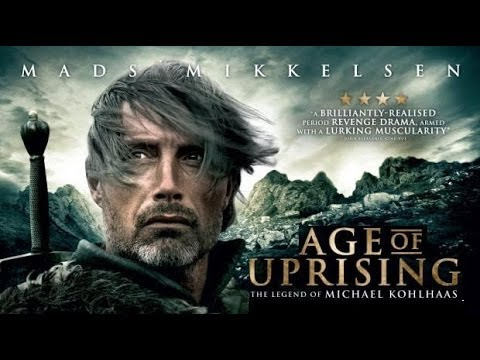AGE OF UPRISING : THE LEGEND OF MICHAEL KOHLHAAS ( 2013 Mads Mikkelsen ) Historical Movie Review