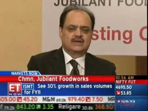Jubilant FoodWorks to focus on increasing Domino's outlets