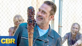 20 Things You Didn't Know About Negan From The Walking Dead