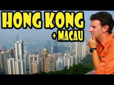 Hong Kong & Macau Travel VLOG