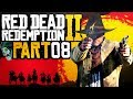 """Red Dead Redemption 2 - Part 8 """"PAYING A SOCIAL CALL"""" (Gameplay/Walkthrough)"""
