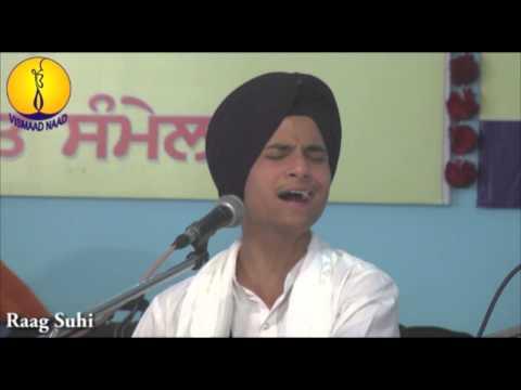 Raag Suhi : Bhai Harjeet Singh ji : AGSS 2014