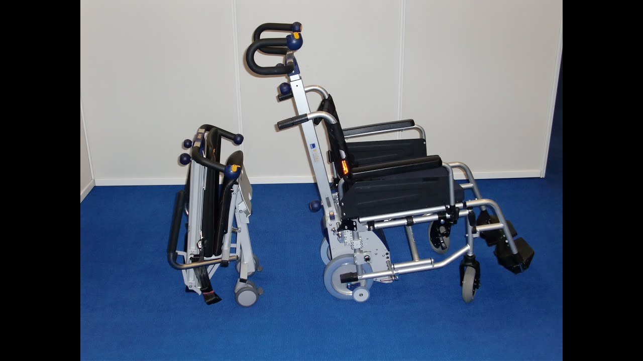 Evacuation Chairs Model 300h Mk4 Hanging Chair On Frame Stairclimbers Stairclimber C Max S Smax Sella
