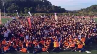 IPU・環太平洋大学 踊るポンポコリン~環太平洋大学ver~