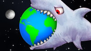 Download THIS SHARK ATE THE ENTIRE PLANET! (Tasty Blue) Mp3 and Videos