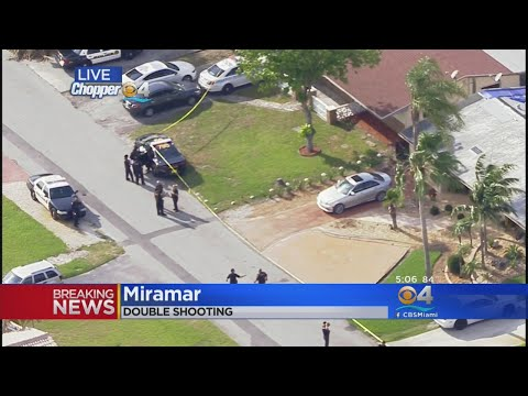 Police Investigating Double Shooting In Miramar
