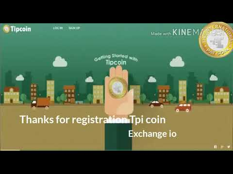 Tpi coin good news in Qickway now