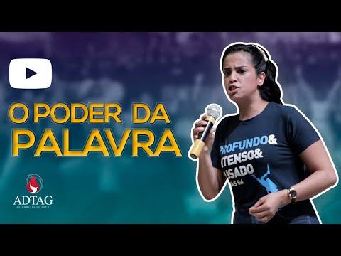 Miss. Camila Barros - Profundo, Intenso e Ousado   Congresso UNIDOS 2020