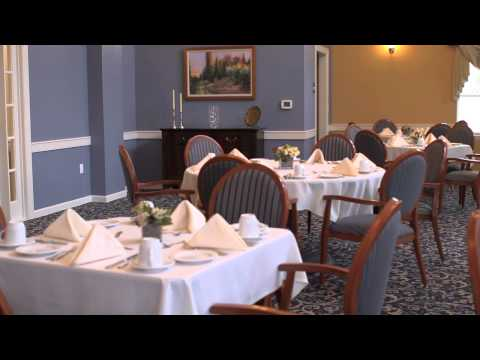 Dining Room - All American Assisted Living