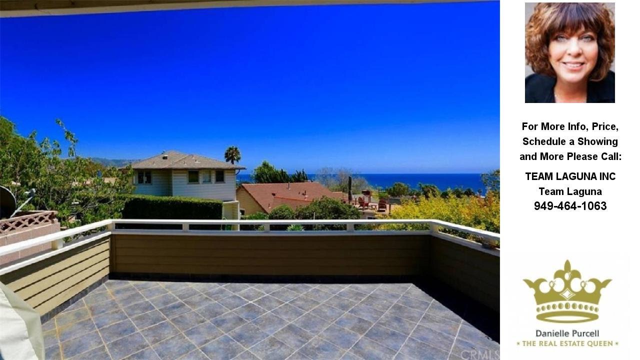 564 High Drive Laguna Beach Ca Presented By Team Inc