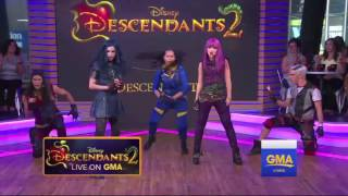 Descendants 2 Ways To Be Wicked What 39 s My Name on GMA Studio Version.mp3
