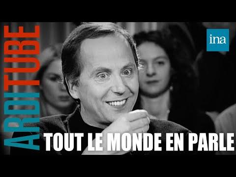 Tout Le Monde En Parle avec Alain Chabat, F. Luchini, P. Sollers   20/11/1999   Archive INA