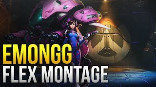 "Best of ""Emongg"" - FLEX GOD - Overwatch Montage"