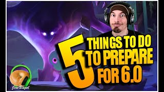 5 Things to do now to prepare for Summoners War 6.0