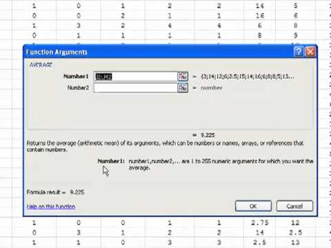 UST Research Tutorial: Descriptive Statistics