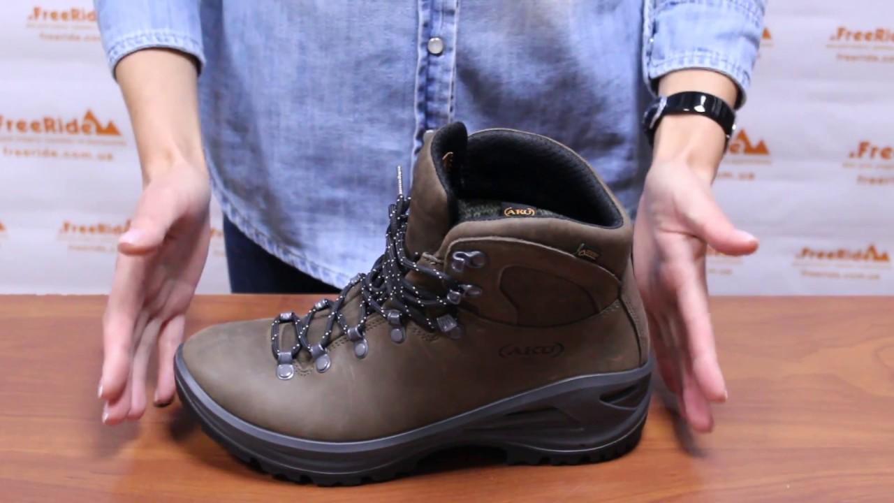 d3e6955d1 Обзор: Ботинки AKU Tribute - YouTube