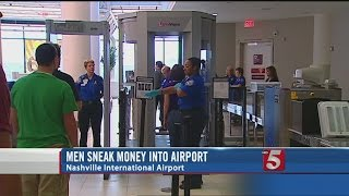 Police: Brothers Tried To Sneak $34K Cash Through Airport