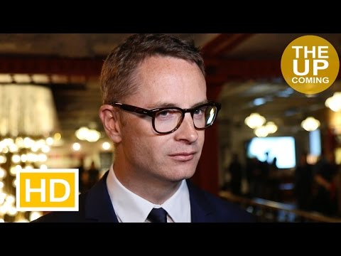 Nicolas Winding Refn interview at The Neon Demon premiere on Elle Fanning, beauty, fashion, violence