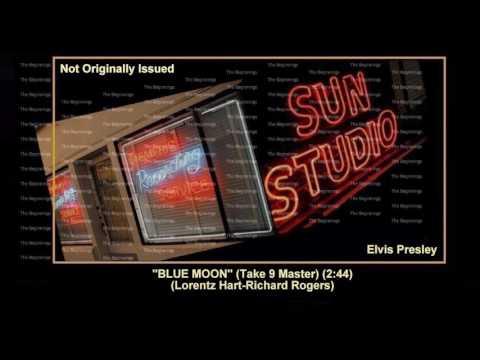 (1954) Sun ''Blue Moon'' (Take 9 Master) Elvis Presley